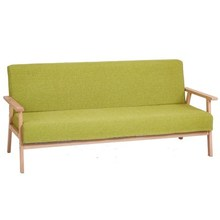 North europe style sofa <strong>furniture</strong> simple modern 3 seater sofa for living room