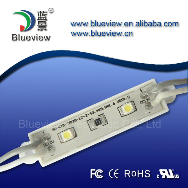 PVC Housing 2 PCS RoHS 3528 SMD LED Module
