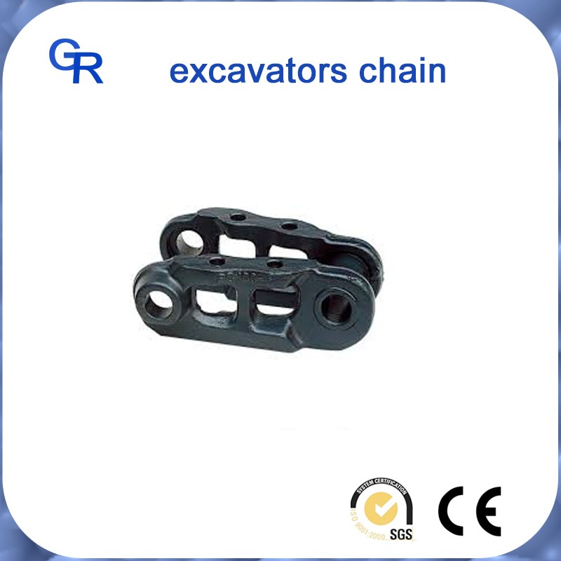 earthmoving genuine excavator parts sprocket chain