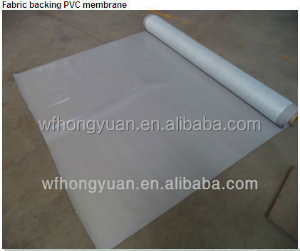 pvc swimming pool liner/waterproofing membrane production line/cheap roofing materials