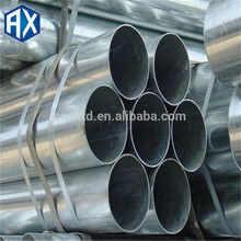 Galvanized pipe! npt threaded galvanized steel pipe!size gi pipe specification