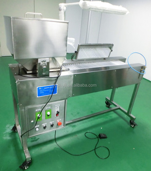 JYG-220 Pharmaceutical equipments capsule tablet inspection machine GMP approved including video