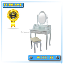 Bedroom Furniture Solid Wood White dressing table