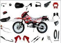 QingQi Motorcycle XM200GY-A Spare Parts and Accessories