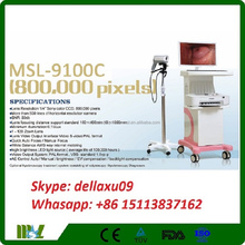 Hot sale Fashion Type Trolley Digital Electronic Colpscope Trolley Colposcope MSL9100C-A