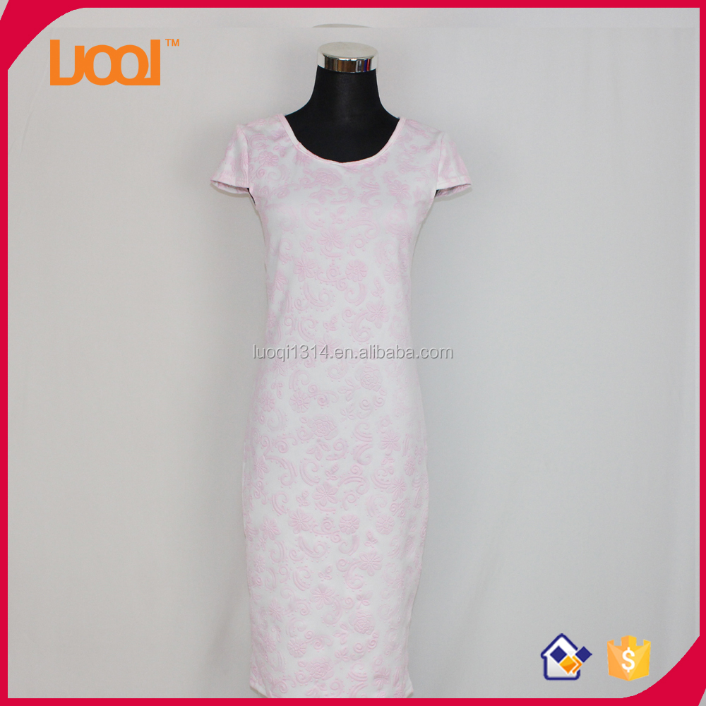 Factory Price Fashion Woman Party Wear Evening Elegant Dress