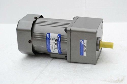 micro electric motor, AC motor with gearbox