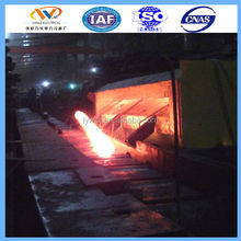 Steel Ingots Bars Heating Treatment Electric Inductive Heater