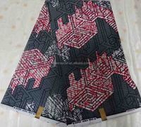 2015 Fashion New Pattern 100% Cotton Africa Indonesia Super Wax Print Fabric H 1022(16)