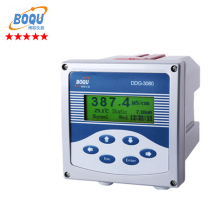 Inline Conductivity Meter/controller for water treatment analysis