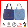 New Trend Jeans Bag Custom Denim Tote Bag
