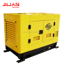 12KVA guangzhou factory sale power silent electric diesel generator set genset 11kva diesel generator