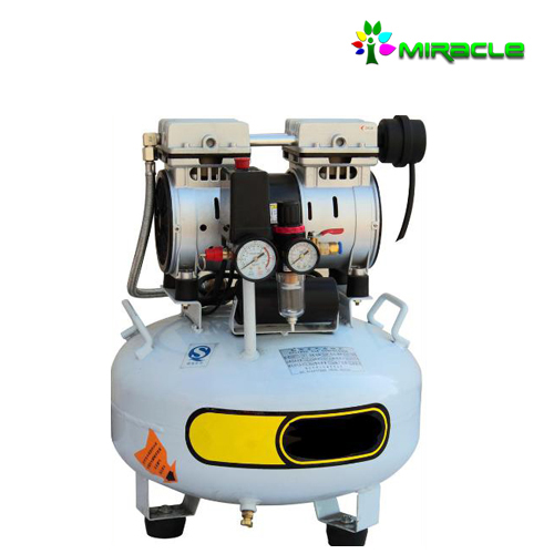 24L air compressor for T-shirt printing heat press machine