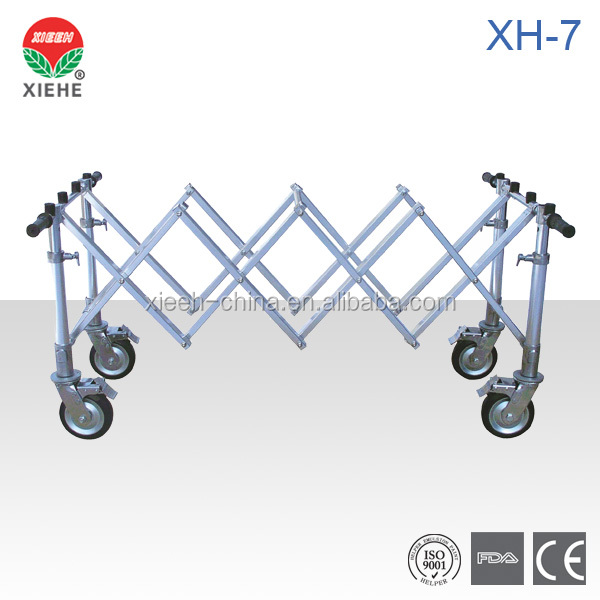 XH-7 Metal Material Church Trolley