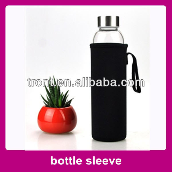 Black Bottle Sleeve