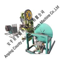 JC 9 Razor Wire Fencing Machine