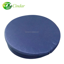 Wholesale Recycle High Density Foam Portable round Seat Cushion