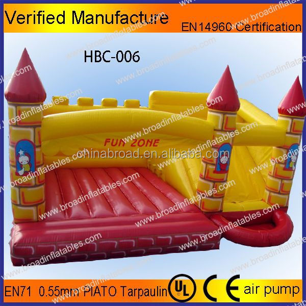 New design party inflatable combo