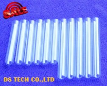 Glass test tube for vacuum or non-vacuum blood collection tube production