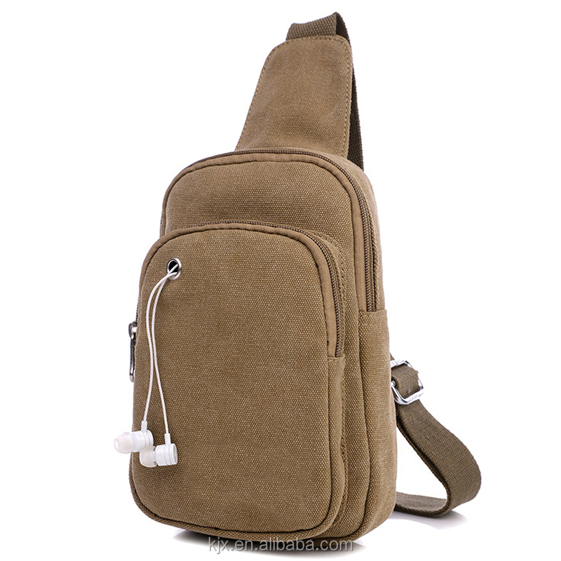 BA-1477 Canvas waist pouch/waist belt bag/waist bag,Canvas waist bag for promotion