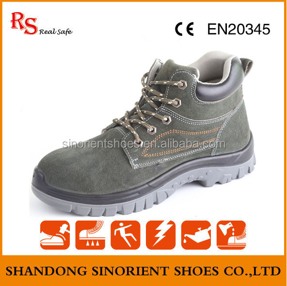 Oil water resistant safety shoe Malaysia,Secure safety shoes for workers,Safety shoes in mumbai RS406