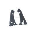 Carbon motorcycle frame covers for Suzuki B-King