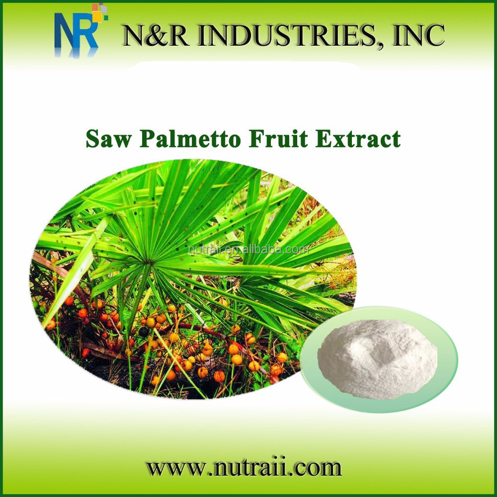High quality saw palmetto powder extract
