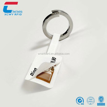 Bulk Cheap Custom Printed Passive RFID Price Tag Label For Jewelry