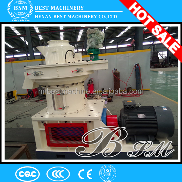 Low investment low price pellet mill/hammer mill for animal feed processing
