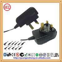 hot selling high quality 9v 1.5a ac dc power adapter