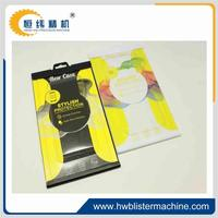 HWell paper blister card with good quality