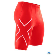youth training and swimming customized tight compression shorts
