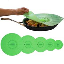 Eco-friendly BPA free silicone rubber cover silicone custom suction lid