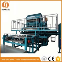 Small Germany-tec fully automatic molded paper egg tray making machine
