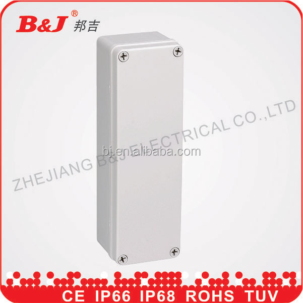 waterproof plastic enclosure box for electronic