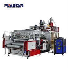 stretch hood machine stretch film line multi-layer stretch film machine in China ruian factory price