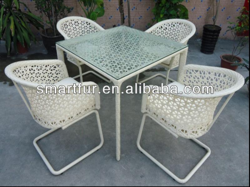 2013 neuen design outdoor m bel rattan tisch und st hlen set im garten produkt id 1159824874. Black Bedroom Furniture Sets. Home Design Ideas