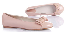 attractive women flat shoes in pink