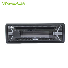 One Din Detachable Car DVD CD VCD MP3 MP4 Player USB AUX with Radio