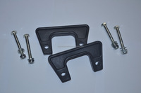Leveling suspension, leveling kits,