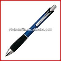 Plastic disposable ballpoint pen/multi-color plastic retractable pen/plastic gel pen
