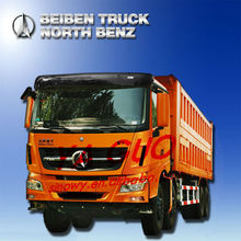 BEIBEN(NORTH BENZ) V3 420HP 12-WHEERL 8X4 EURO2 DUMP TRUCK(ND33105D46J7)