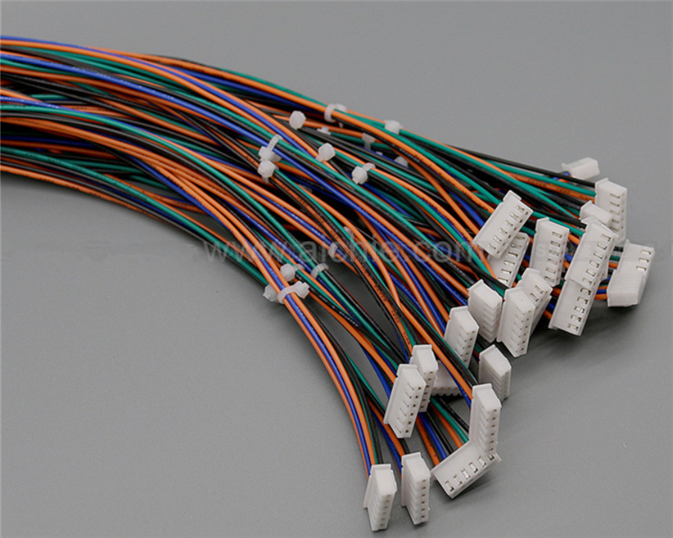 JST ZH PH EH XH 1.0 1.25 1.5 2.0 2.54mm Pitch 2/3/4/5/6 Pin Connectors Wire Harnesses