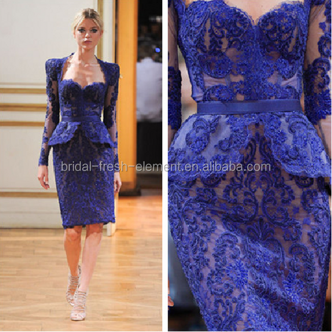 Hot Sale Factory Custom Made Short Vintage Mother Of The Bride Dress