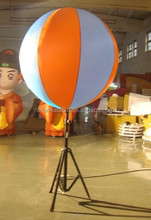 advertising inflatable tripod stand light balloon