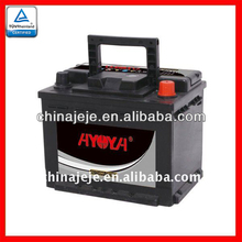 Sealed Lead Acid Battery Maitenance Free Battery Car MF56019 12V60AH