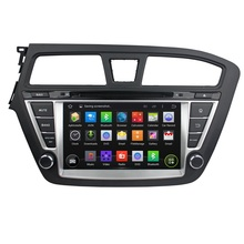 2 din car gps navigation for Hyundai I20 android car dvd player with GPS, DVD , radio, iPod, wifi, 3G