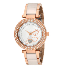 Hot Sale Fashion Lady Dressing Watch stainless steel lovely lady's watch
