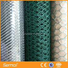 steel wire mesh cage/pvc mesh for cages/hexagonal wire mesh fencing