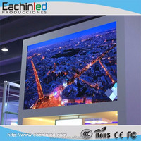 TV show background rental led video wall screen P6 with original factory price